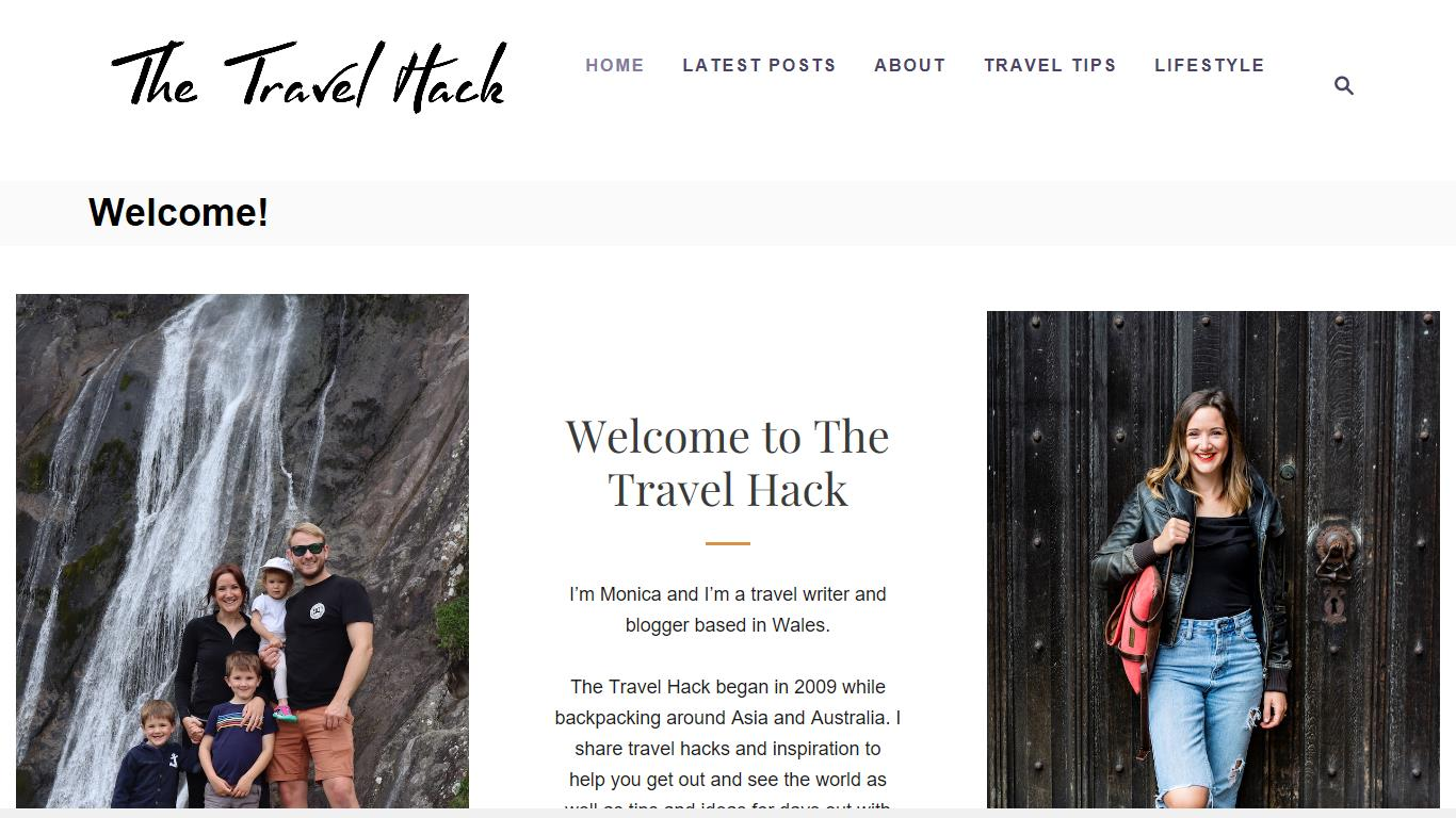 blogl ranking for The Travel Hack