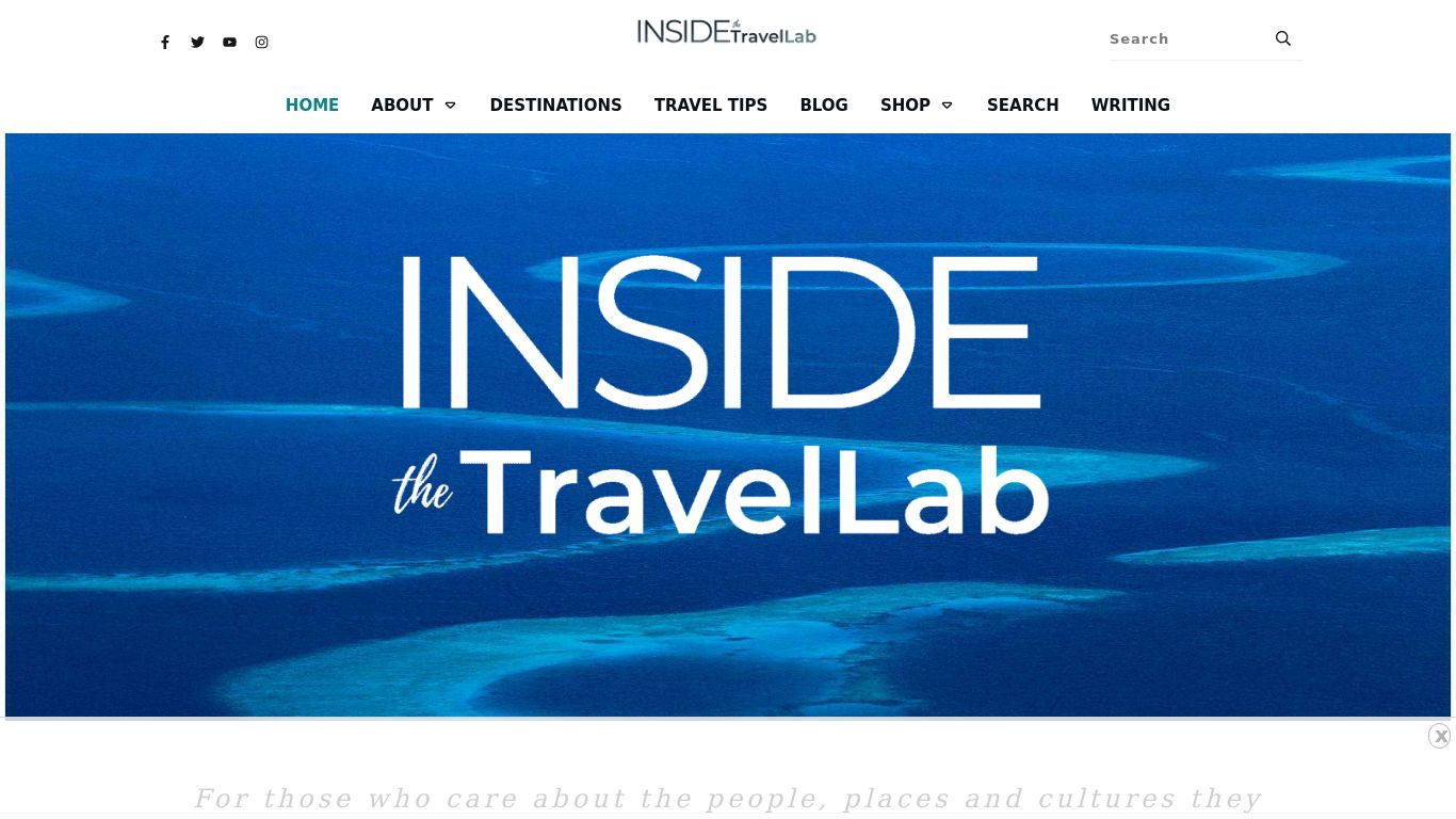 blogl ranking for Inside the Travel Lab